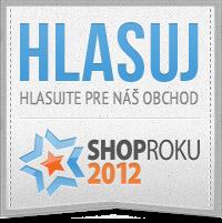 V roku 2012 budú znova ocenené najlepšie a najobľúbenejšie internetové  obchody v súťaži ShopRoku. Rovnako ako tomu bolo aj v predchádzajúcich  ročníkoch ... 2c4409ce54d